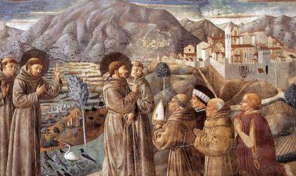 L'eredità morale di San Francesco