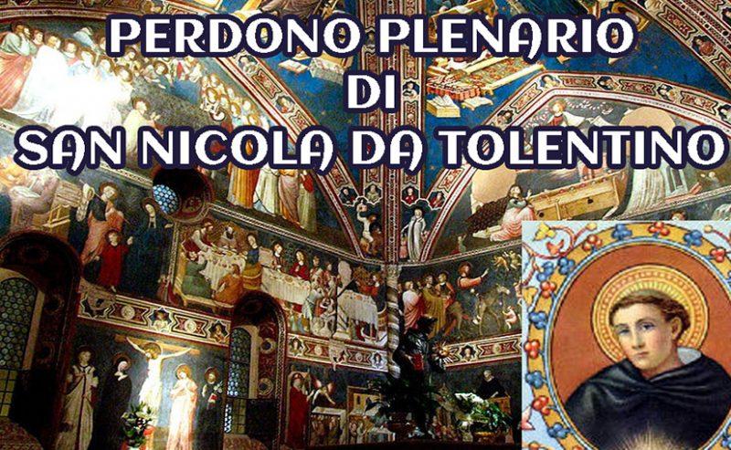 L'indulgenza plenaria di San Nicola da Tolentino. Come ottenerla