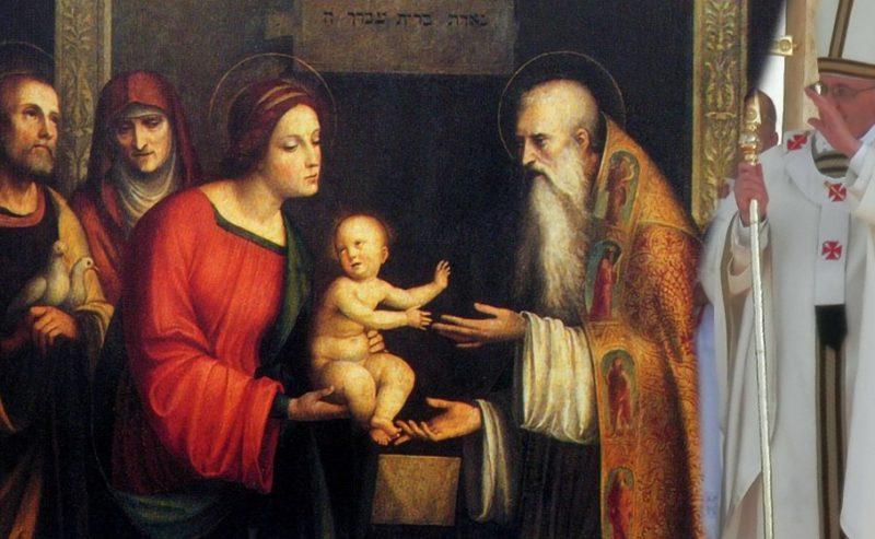 Messa della Candelora con Papa Francesco: orario e dove vederla.